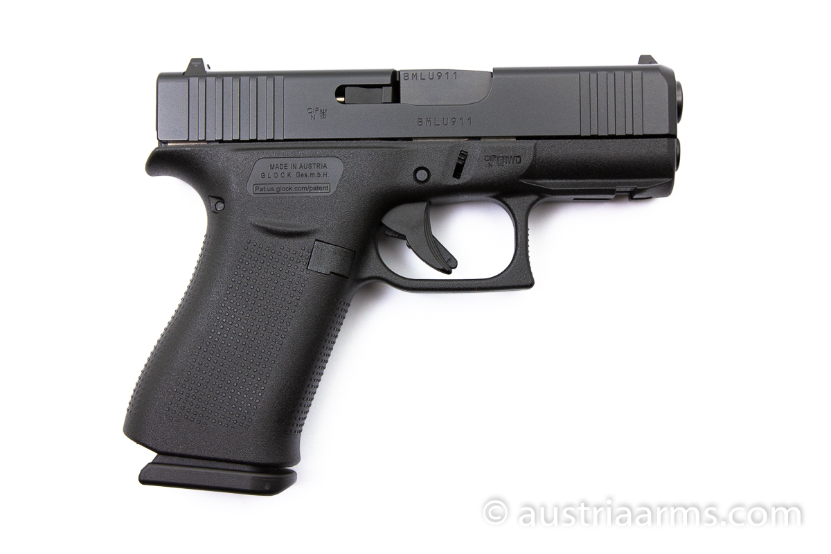 Glock 43X Black, 9 x 19 mm - Image 2