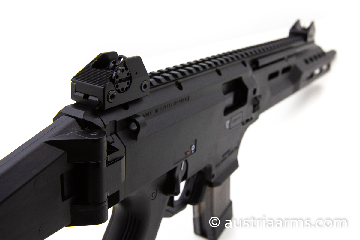 CZ Scorpion Evo 3 S1 Semi Auto, 9 x 19 mm - Image 2