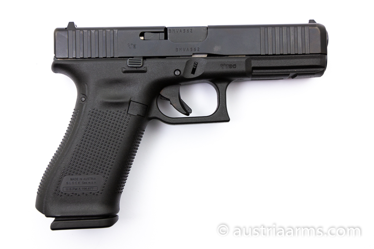 Glock 17 Gen 5 Front Serrations, 9 x 19 mm - Image 2