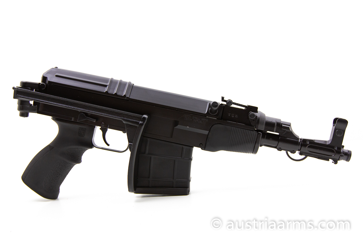 CSA Czech Small Arms, VZ58 Subcompact Pistole, 7,62 x 39 mm und .223 Remington - Image 2