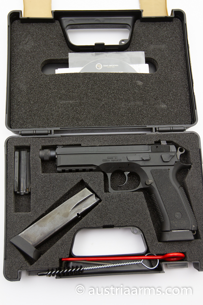 CZ 75 Phantom Tactical, 9 x 19 mm - Image 2