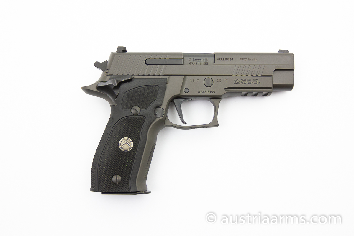SIG Sauer P226 Legion, Single Action Abzug, 9 x 19 mm - Image 2