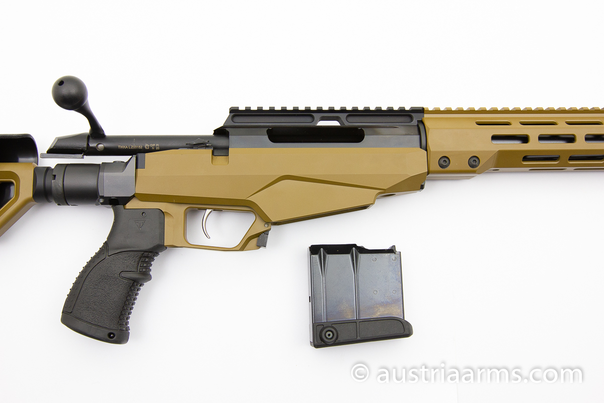 Tikka T3X Tac A1 Coyote Brown, .308 Win und .223 Rem - Image 2
