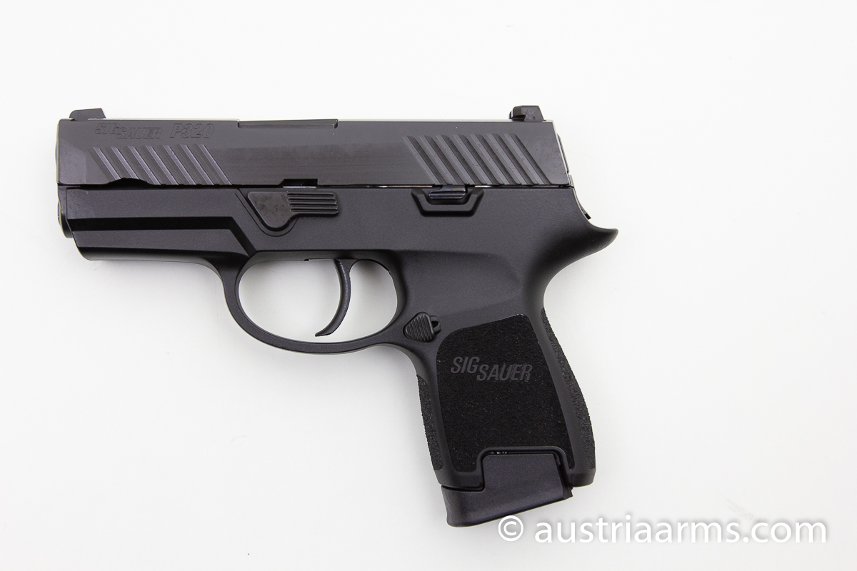 SIG Sauer P320 Subcompact, 9 x 19 mm - Image 2