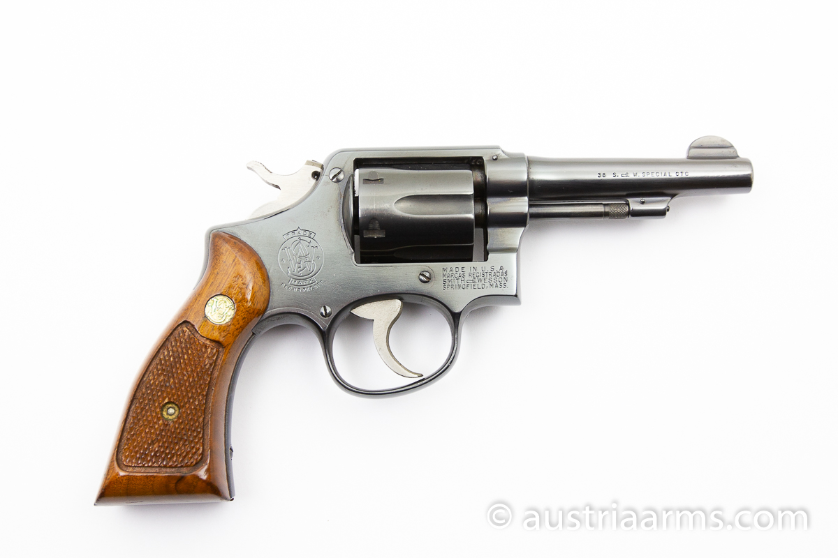 Smith & Wesson Mod. 10 Military & Police, .38 Special - Image 2
