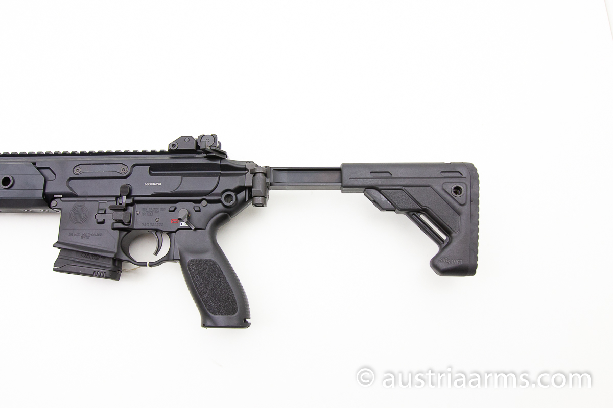 SIG Sauer MCX Multikaliber, SONDERVERSION 16