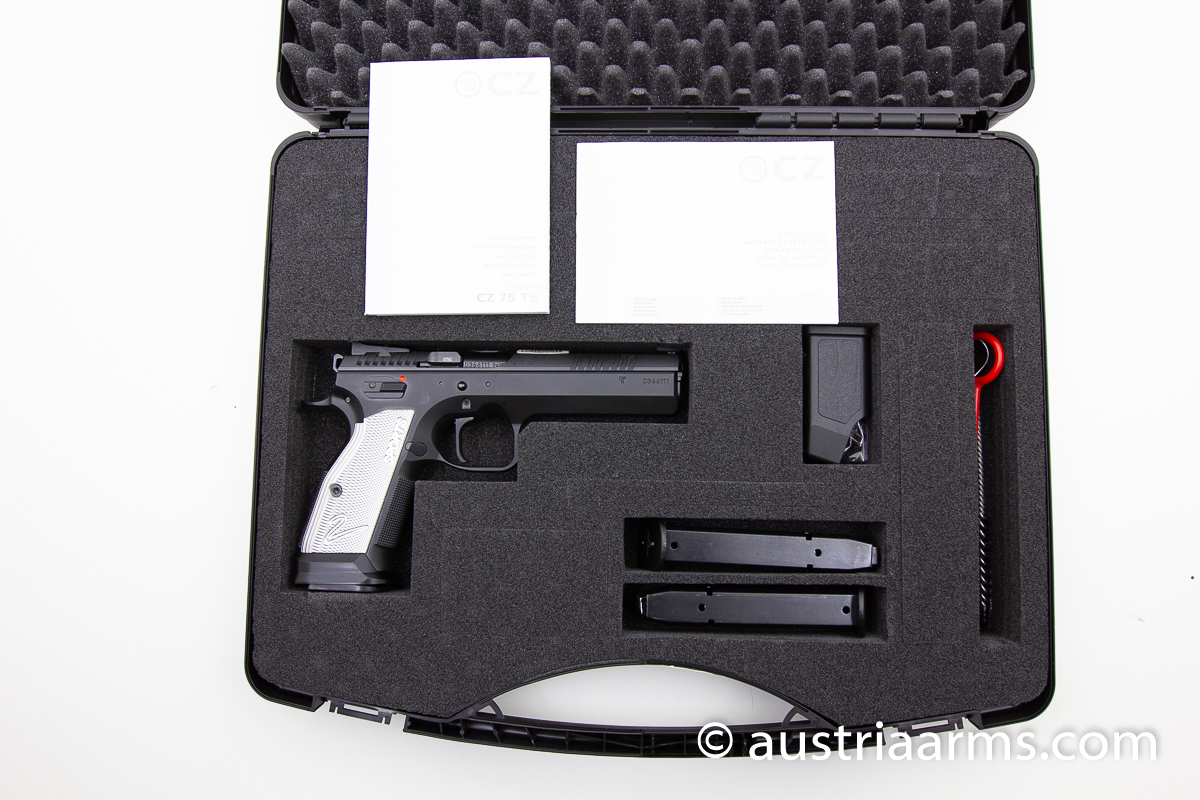 CZ Tactical Sports II Entry Silver - Image 2