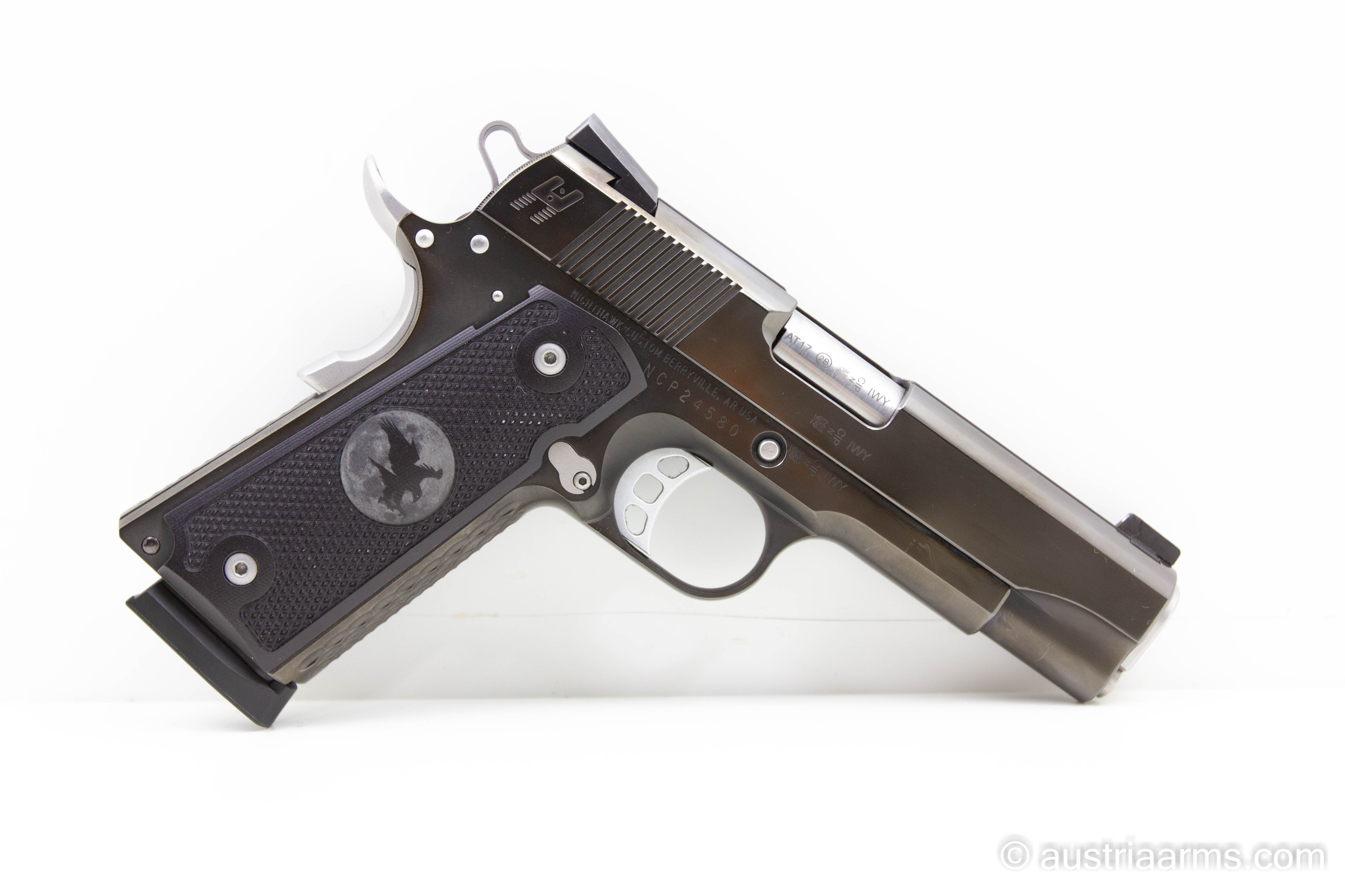 Night Hawk Heinie Custom Commander, 9 x 19 mm - Image 2