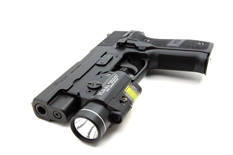 Streamlight TLR 2HL Red Laser Lamp Unit / Green Laser  - Image 3