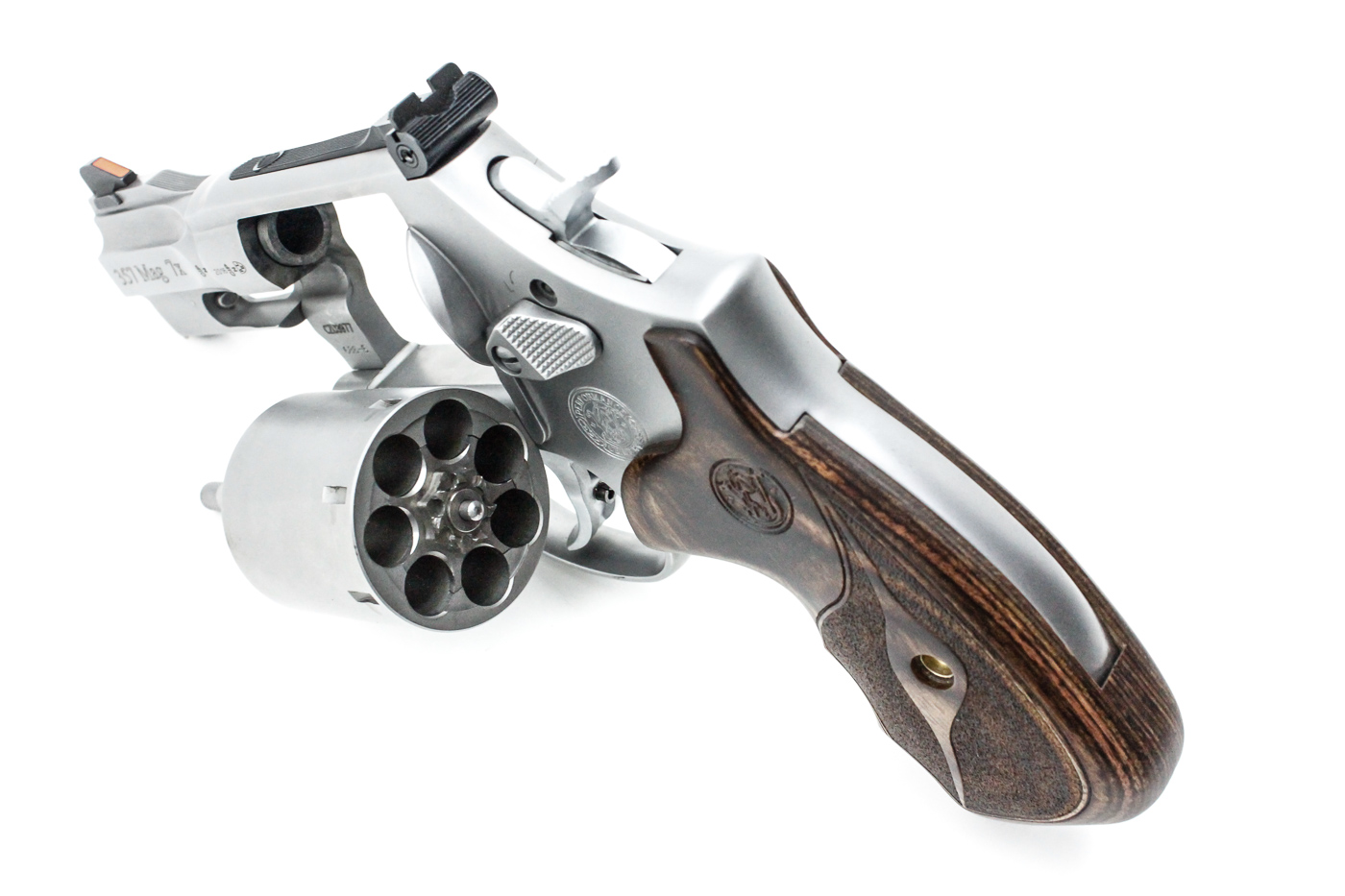 Smith & Wesson 686 Performance Center 7-Shot, .357 Magnum - Image 3