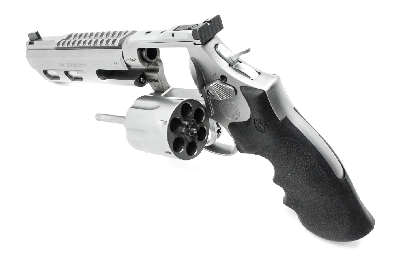 Smith Wesson 686 Competitor 357 Magnum