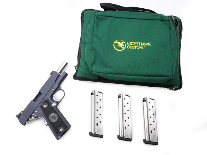 Nighthawk Custom Heinie Signature Compact, 9 x 19 mm - Image 3