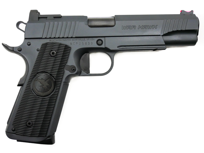 Nighthawk Custom WAR HAWK, 1911 Tactical Pistol, .45 ACP - Image 3