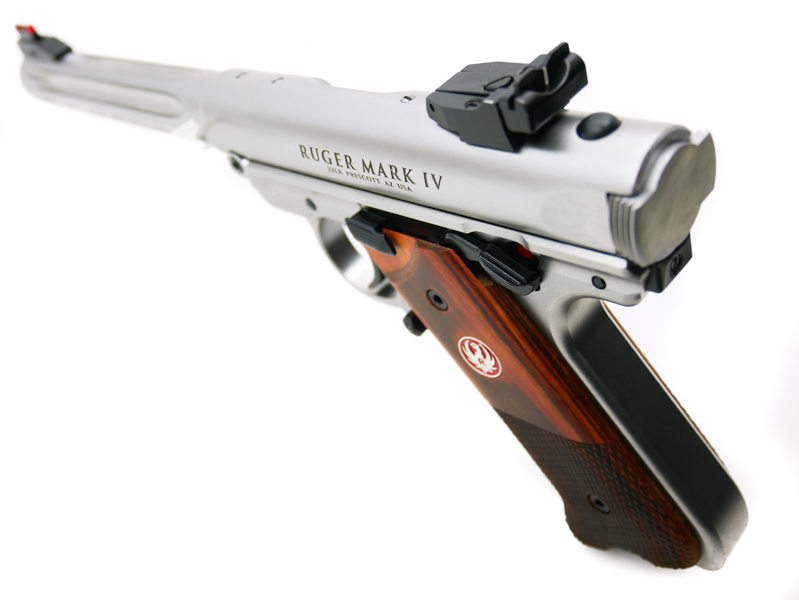 Ruger MK IV Hunter Stainless, .22 LR - Image 3