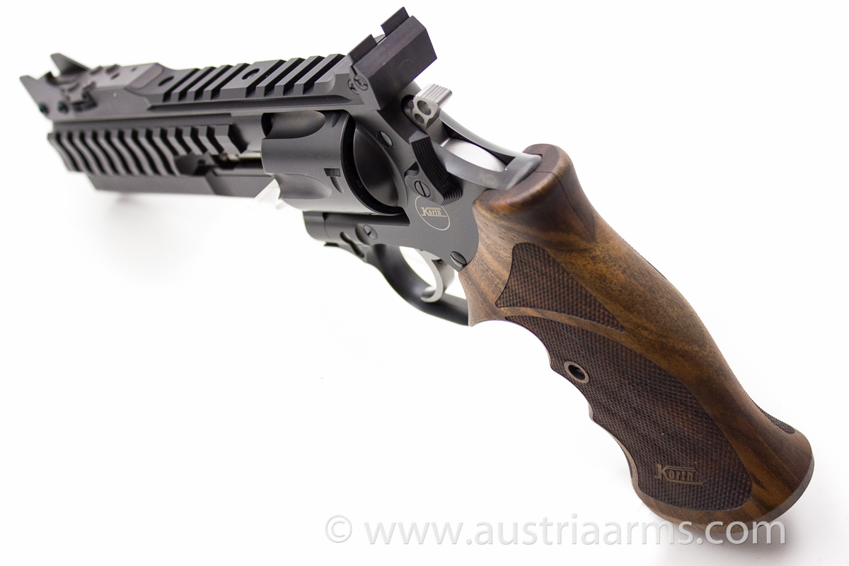 Korth National Standard Super Sport STX, .357 Magnum - Image 3