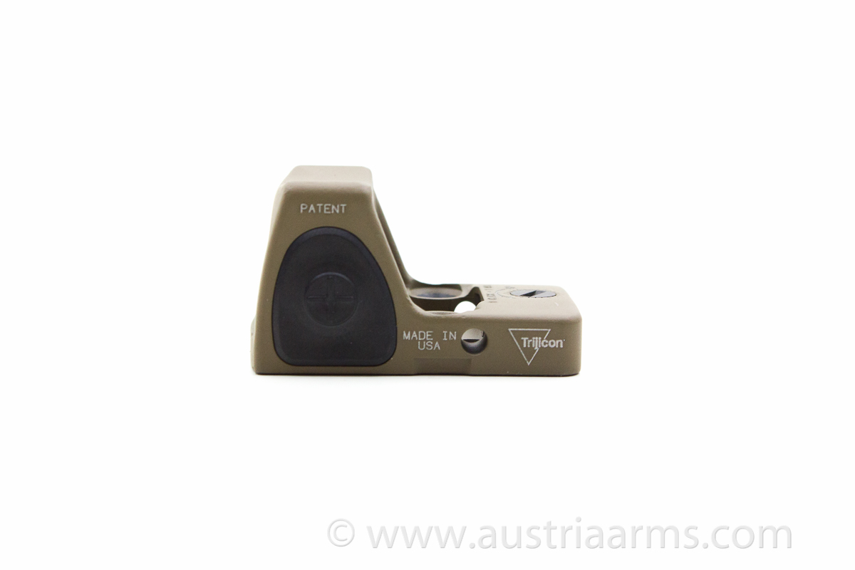 Trijicon RM 06 Rotpunktvisier in Dark Earth Brown - Image 3