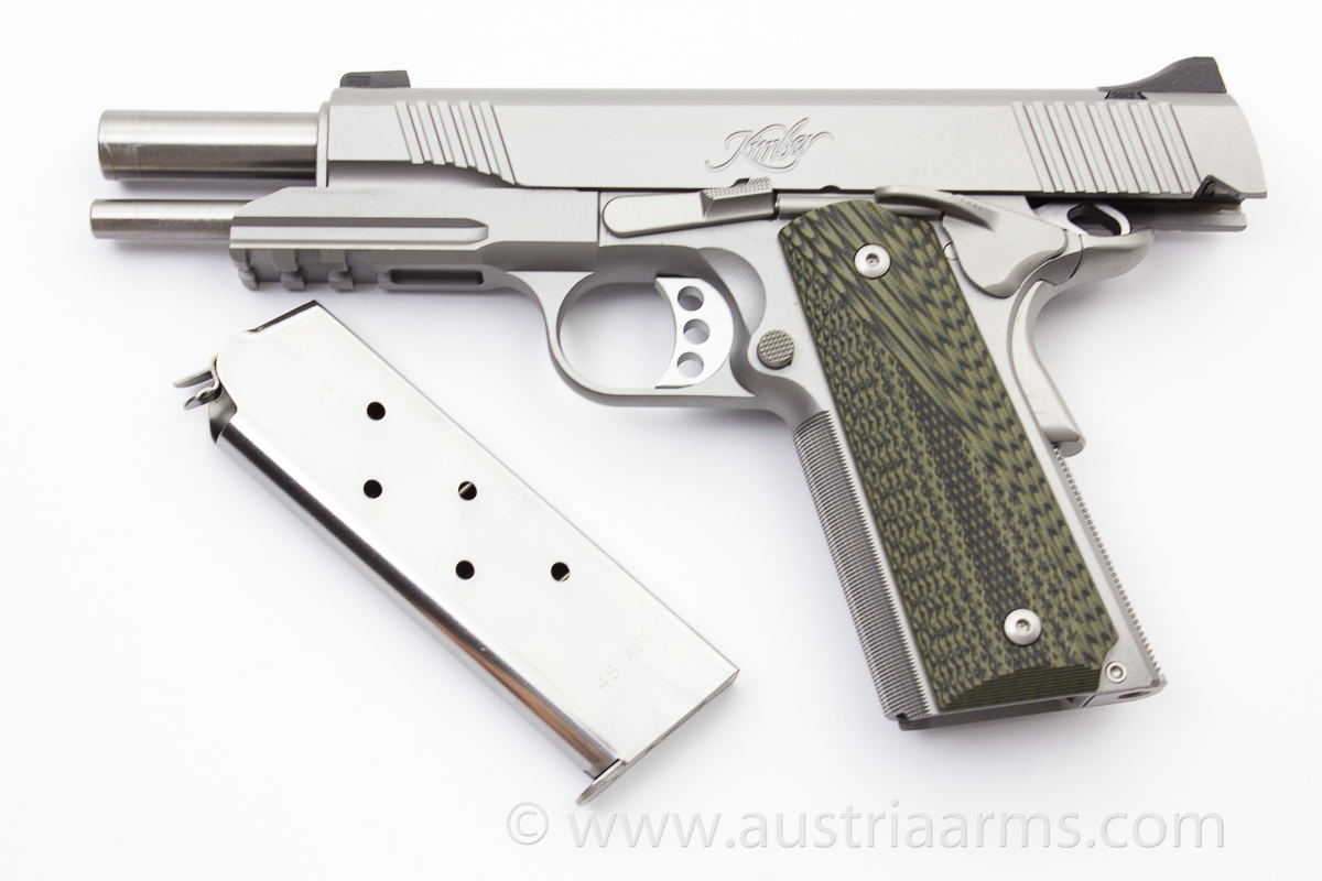 NEW WEAPONS - Kimber
