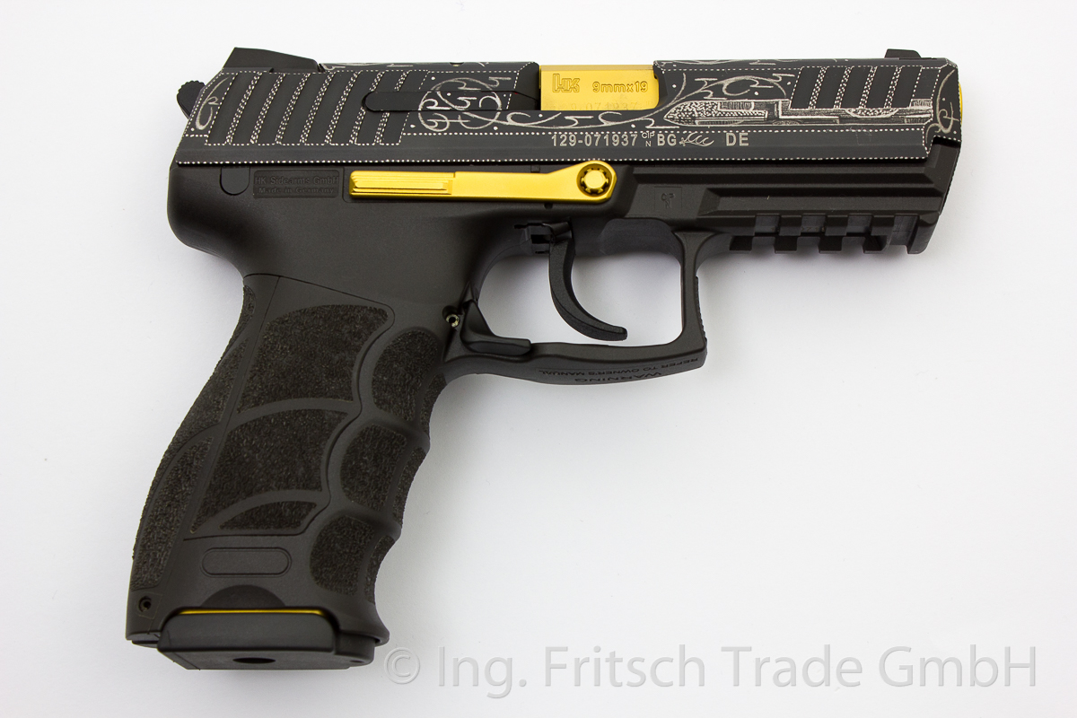 Heckler & Koch P30 Luxury, 9 x 19 mm - Image 3
