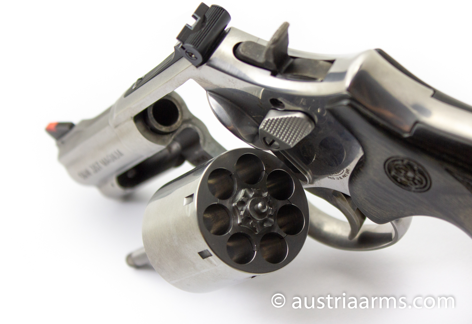 Smith & Wesson Mod. 686, 7-Shooter,   .357 Magnum  - Image 3