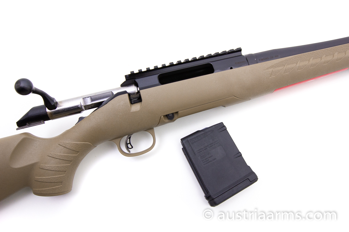 Ruger American Ranch Rifle , .223 Rem  - Image 3