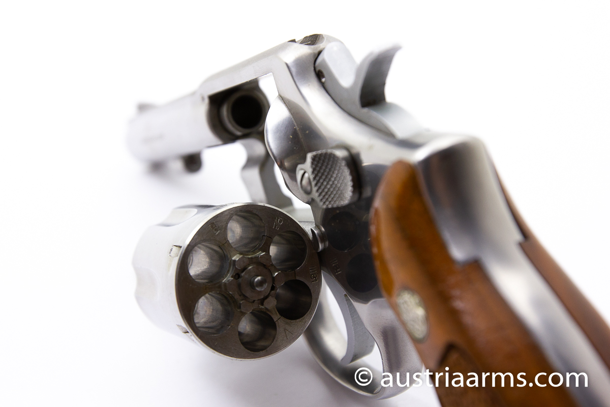 Smith & Wesson Mod. 64 Stainless, 38 Special - Image 3