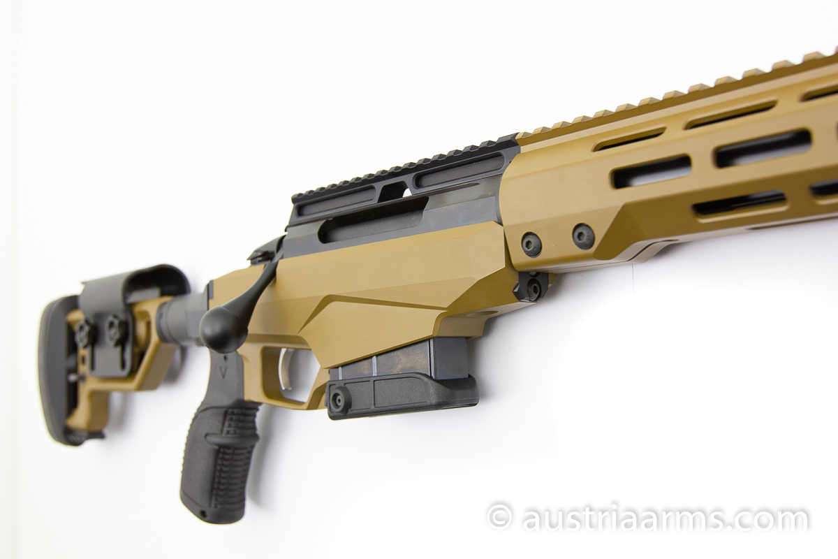 Tikka T3X Tac A1 Coyote Brown, .308 Win und .223 Rem - Image 3
