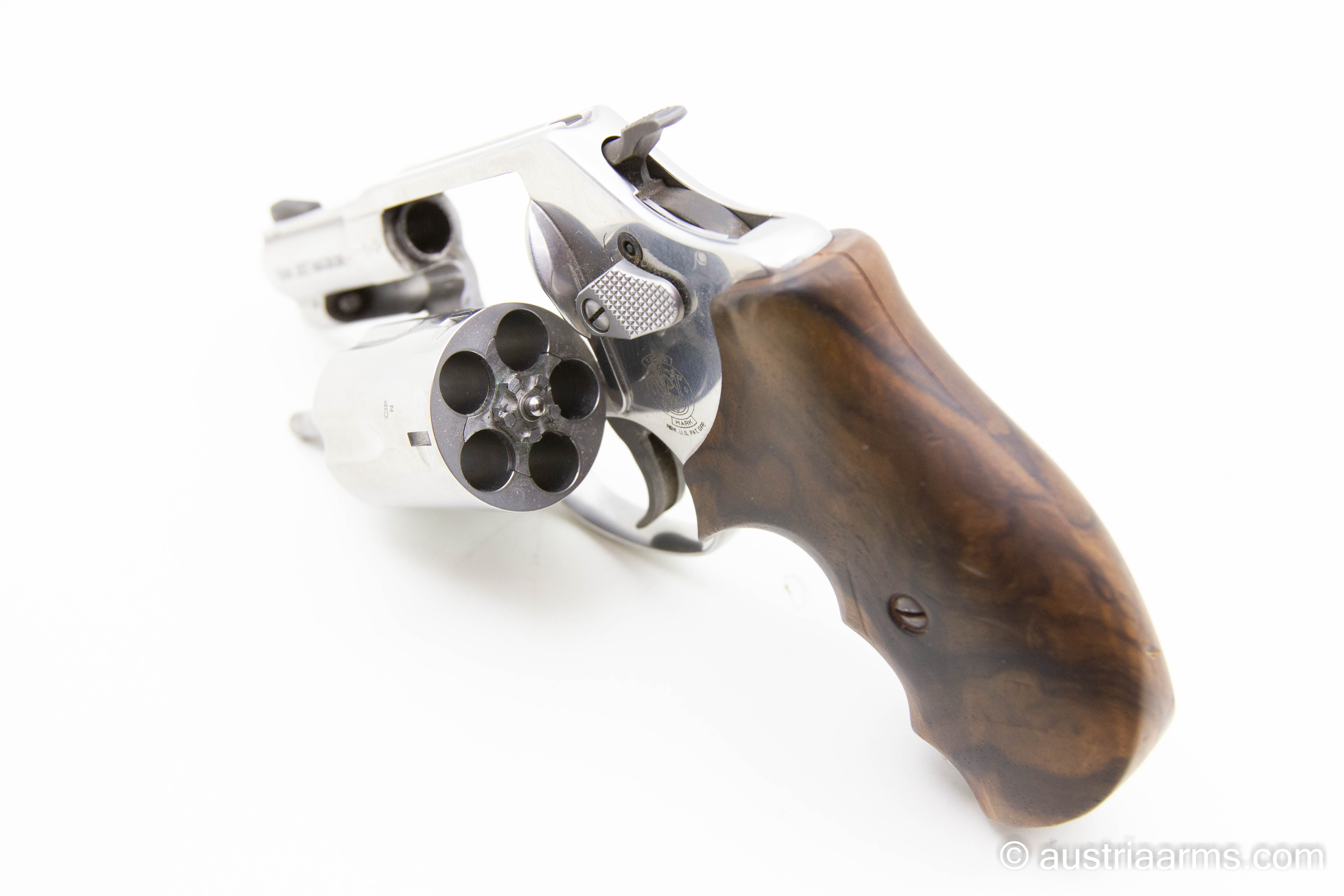 Smith & Wesson Mod. 60, 357 Magnum - Image 3