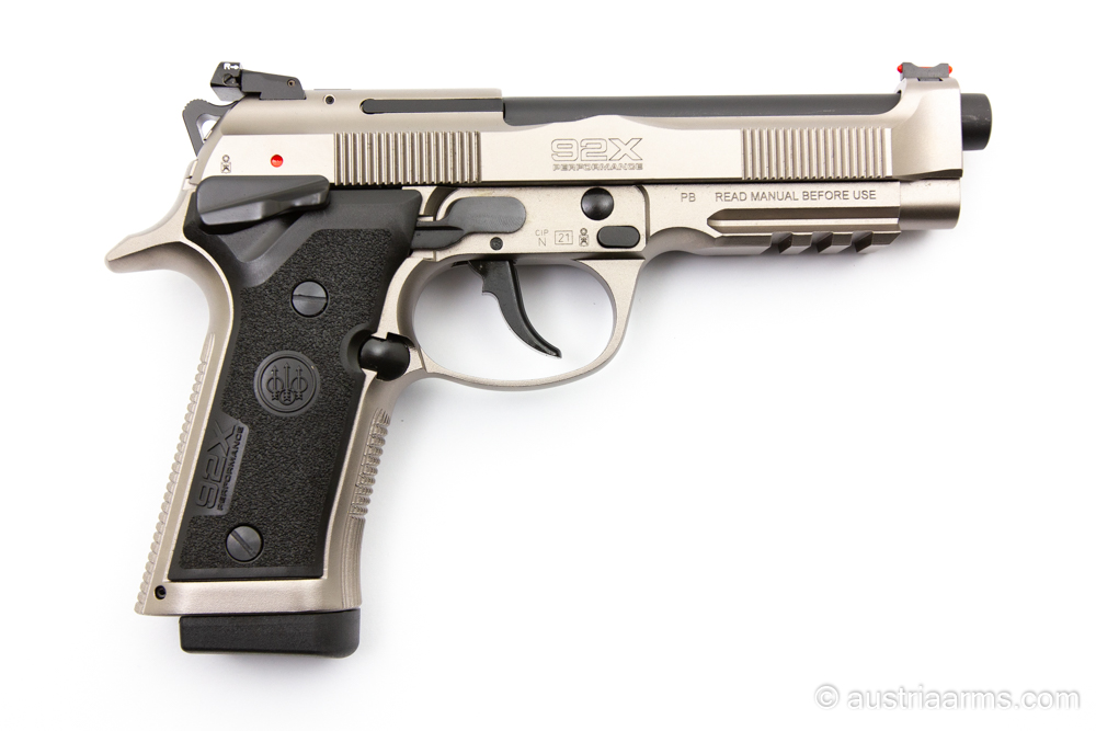 Beretta 92 X-Performance, 9 x 19 mm - Image 3