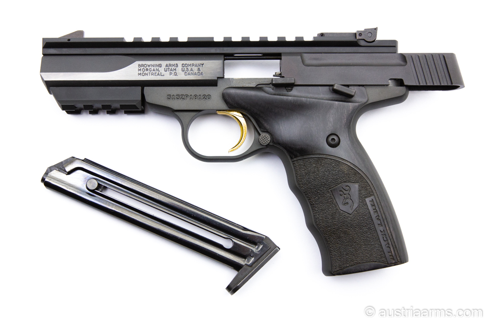 Browning Arms Buckmark Black Label, .22 LR - Image 3