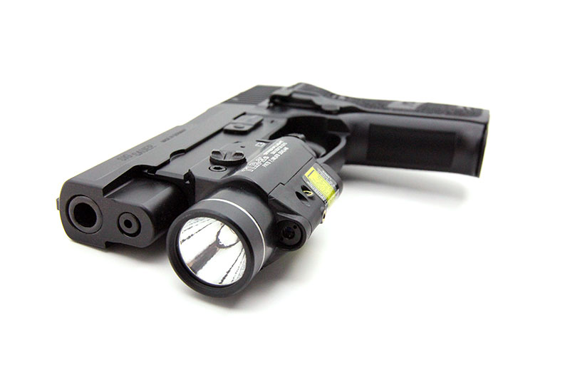 Streamlight TLR 2HL Red Laser Lamp Unit / Green Laser  - Image 4