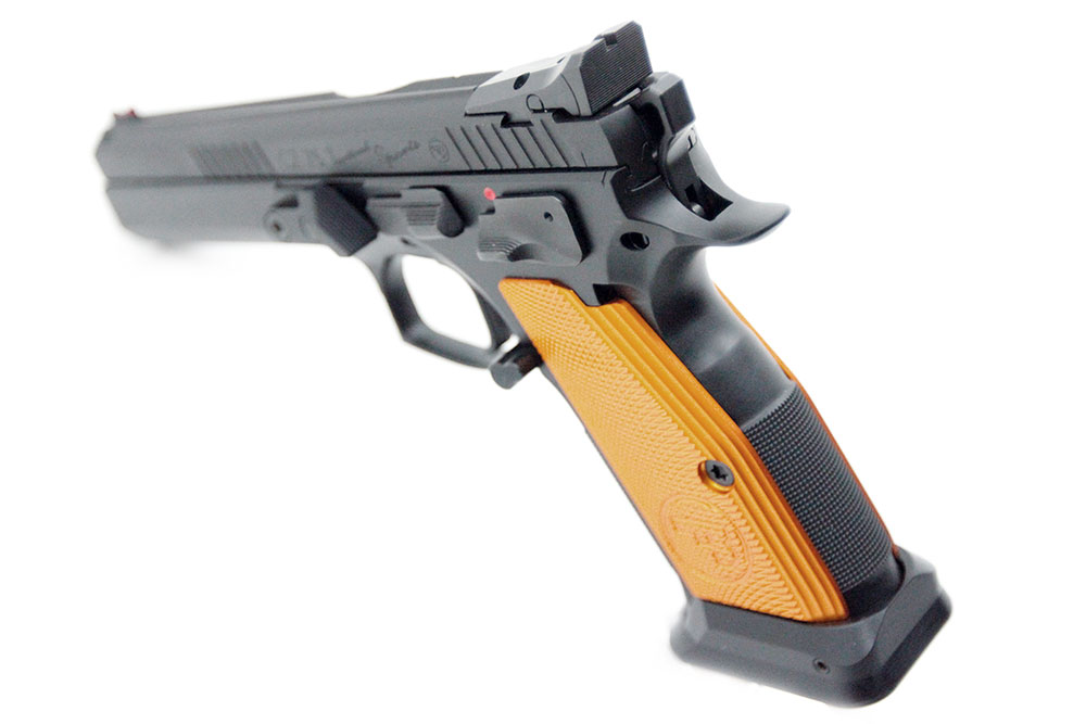 CZ 75 Orange Tactical Sport, 9 x 19 mm - Image 4