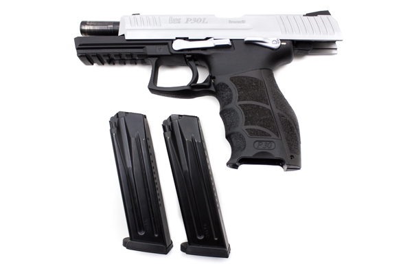 Heckler & Koch P30 LS Executive, 9 x 19 mm - Image 4