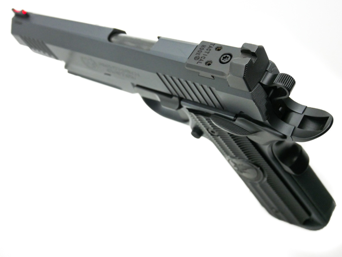 Nighthawk Custom WAR HAWK, 1911 Tactical Pistol, .45 ACP - Image 4
