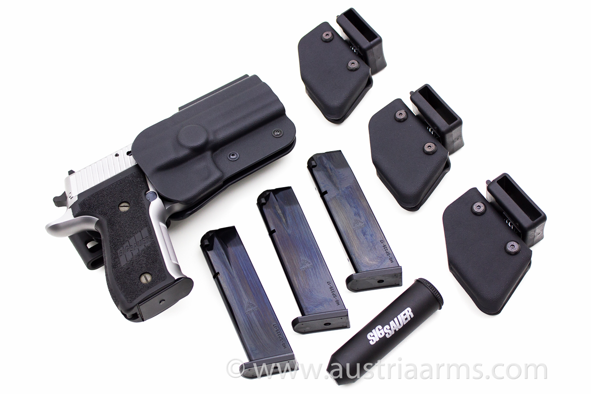 SIG Sauer P226 9x19 mm - CHAMPIONS PACKAGE - - Image 4