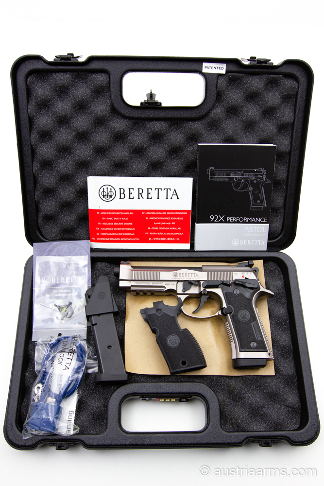 Beretta 92 X-Performance, 9 x 19 mm - Image 4