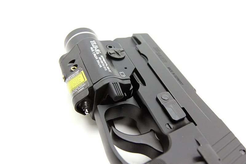 Streamlight TLR 2HL Red Laser Lamp Unit / Green Laser  - Image 5