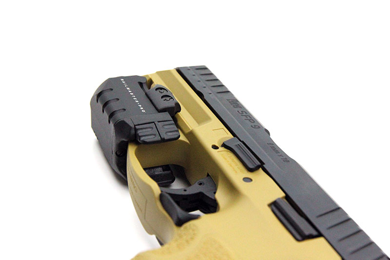 Crimson Trace CMR 204 Railmaster Pro Light Laser Unit - Image 5