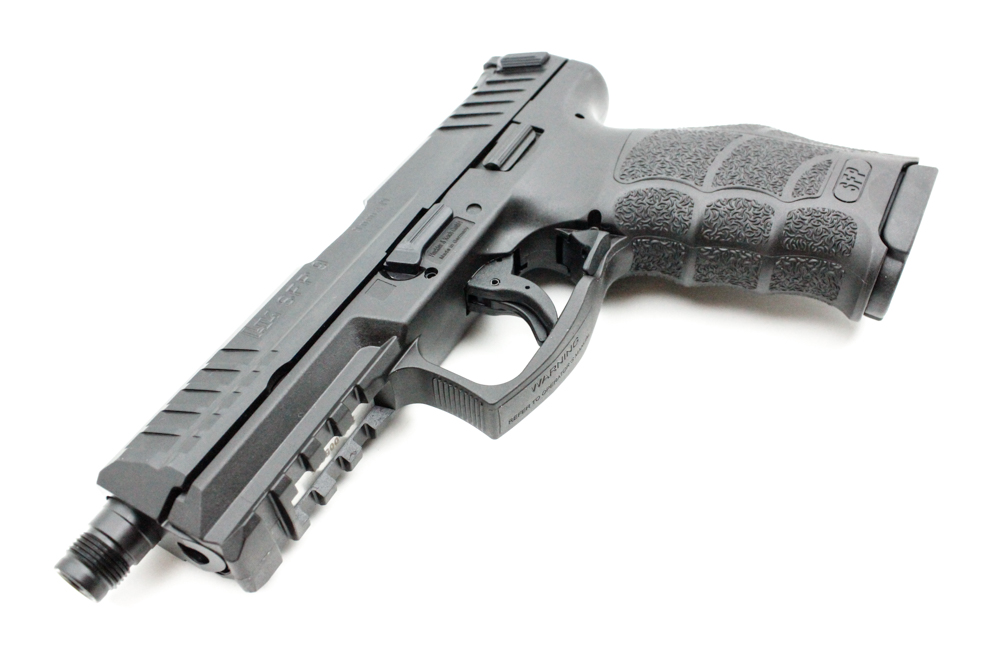 Heckler & Koch SFP9 Tactical, 9 x 19 mm - Image 5