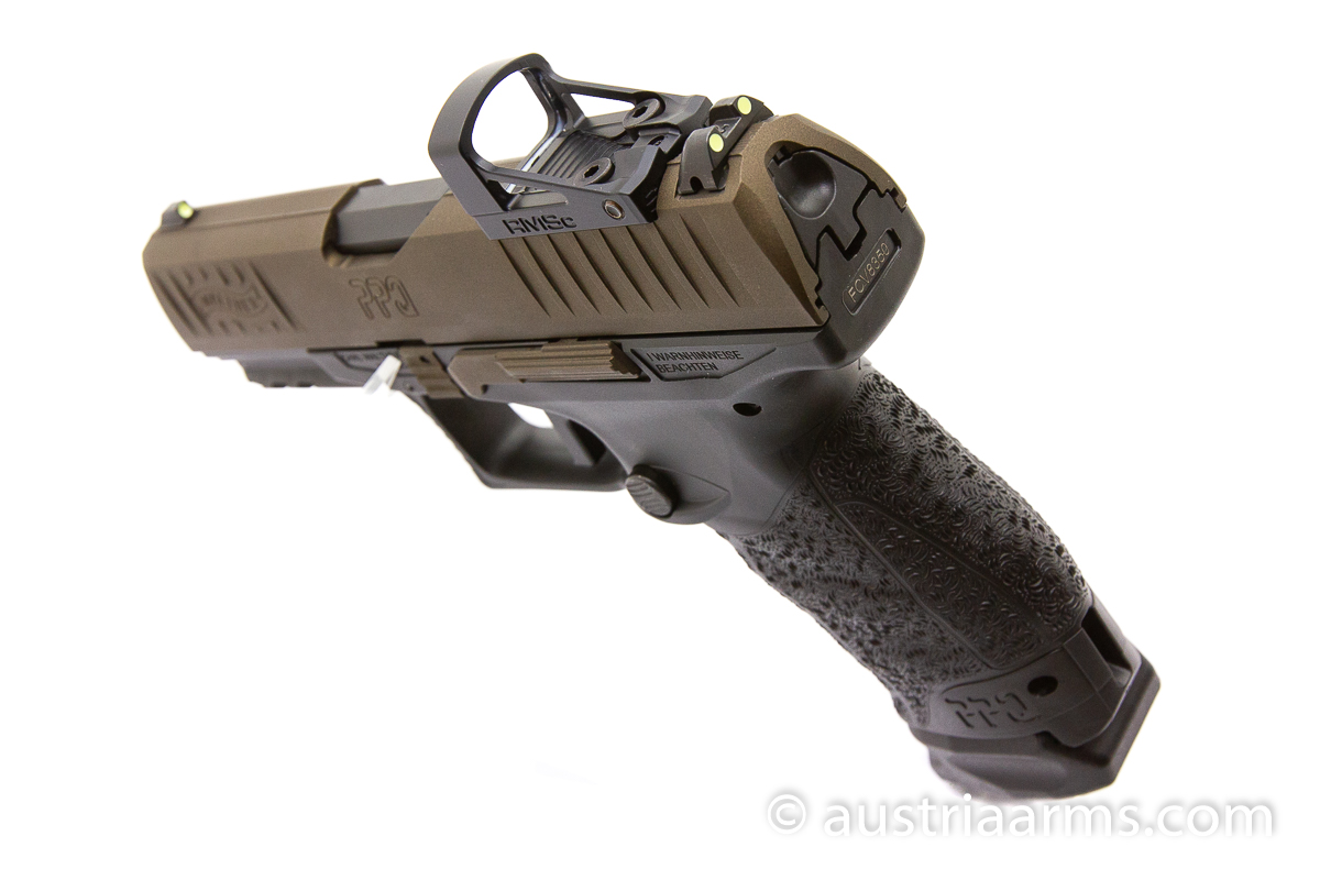 NEW WEAPONS - Walther