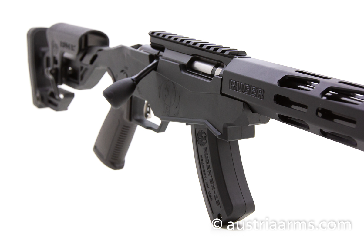 Ruger Precision Rifle, .22 LR - Image 5