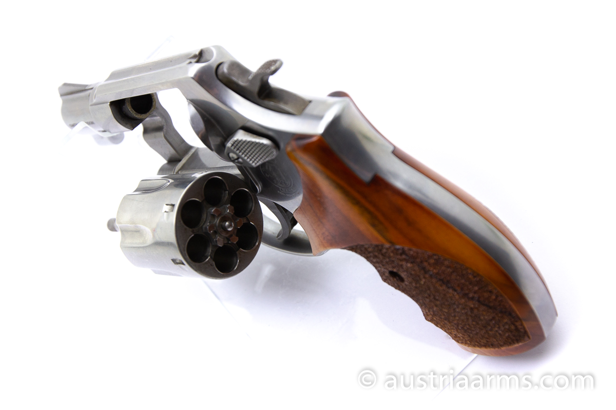 Smith & Wesson Mod. 64 Deluxe Stainless, .38 Special - Image 5