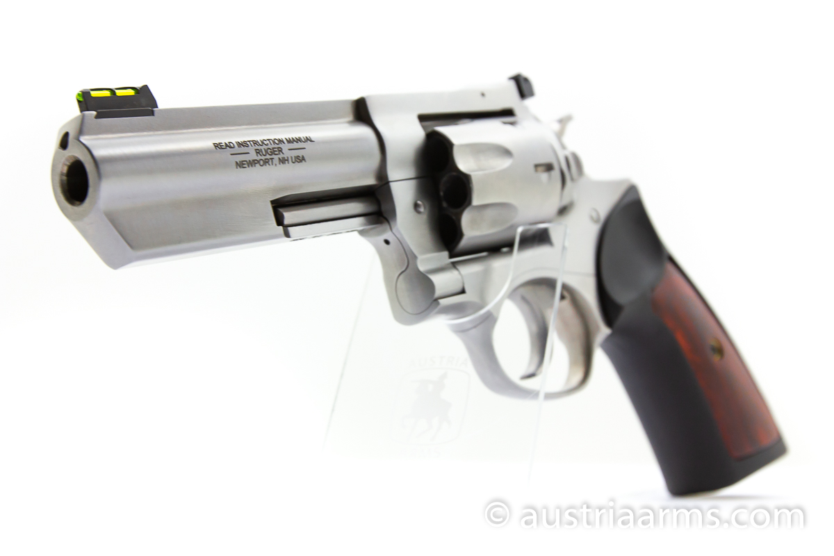 Ruger GP100 Stainless 7-Shooter, .357 Magnum - Image 5