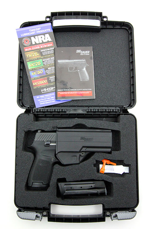 SIG Sauer P320 Compact, 9 x 19 mm - Image 6