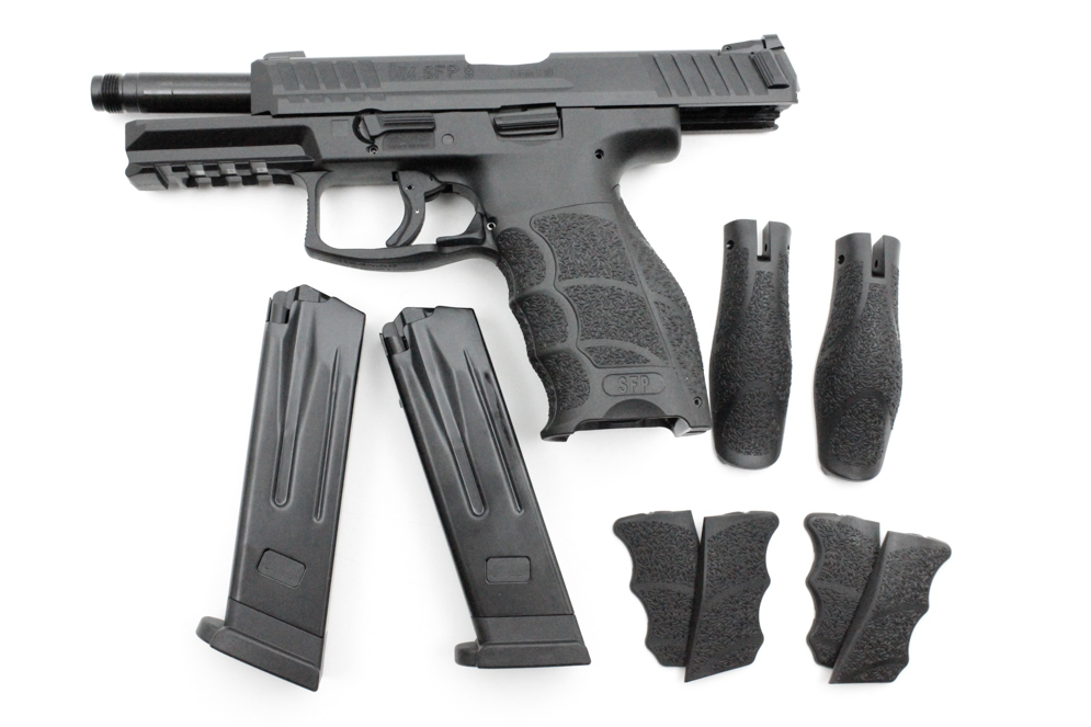 Heckler & Koch SFP9 Tactical, 9 x 19 mm - Image 6