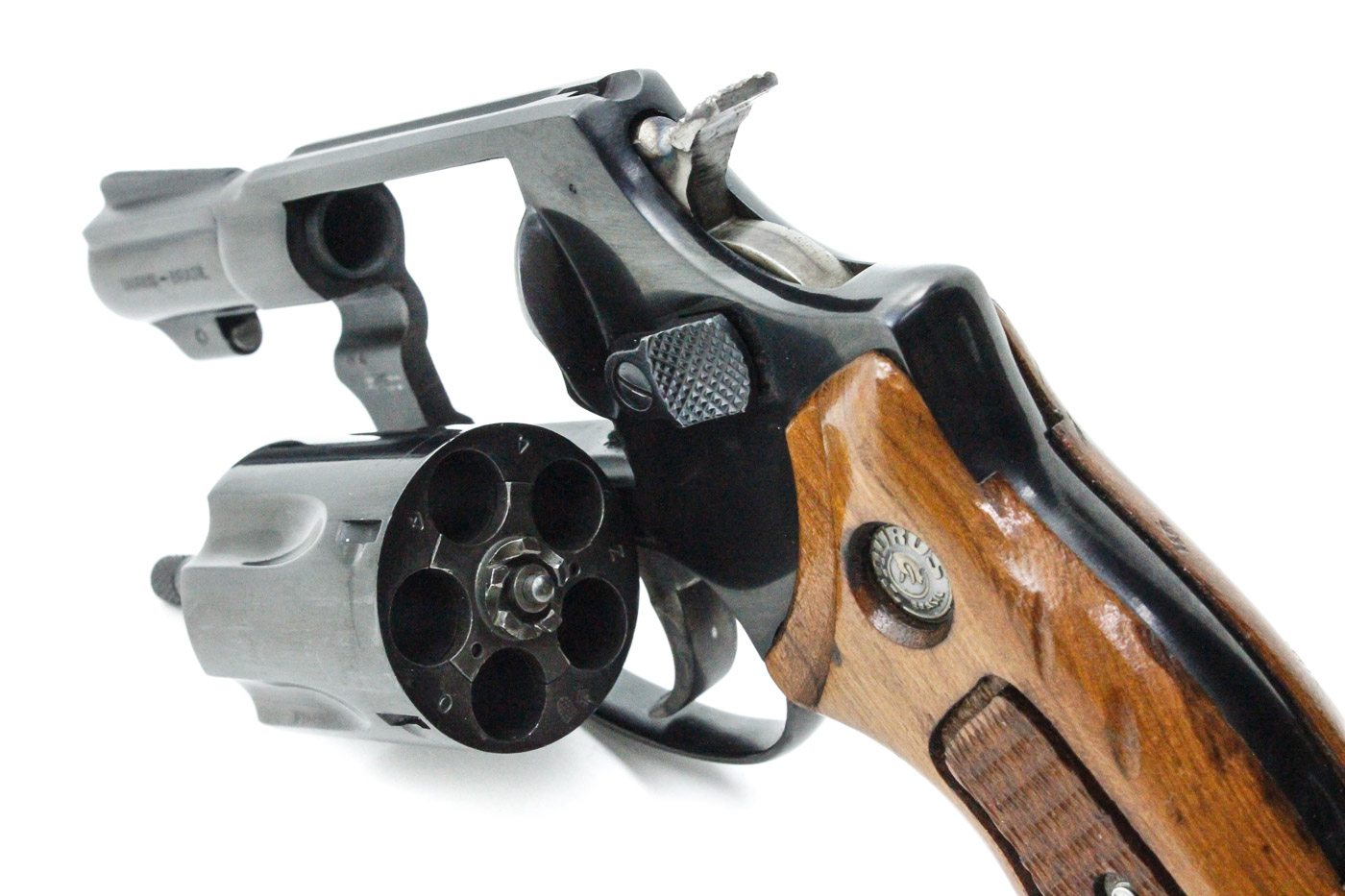 Taurus A85 Revolver .38 Special - Image 6