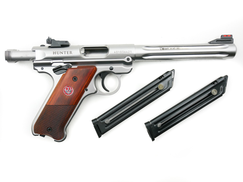 Ruger MK IV Hunter Stainless, .22 LR - Image 6