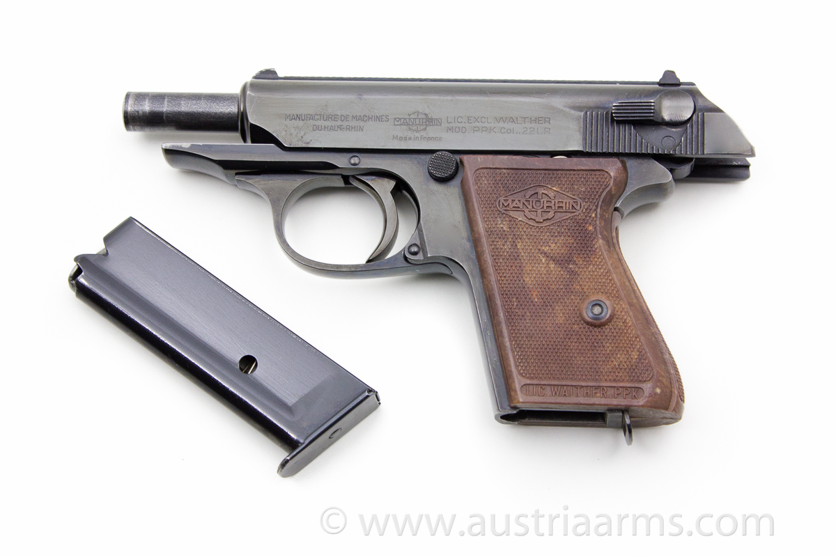 Manhurin - Walther PPK, .22LR - Image 6