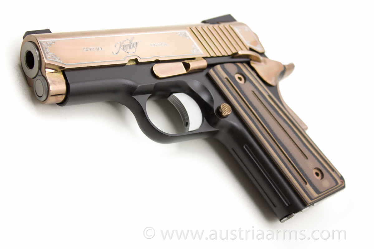 Kimber Rose Gold Ultra II, 9x19mm  - Image 6