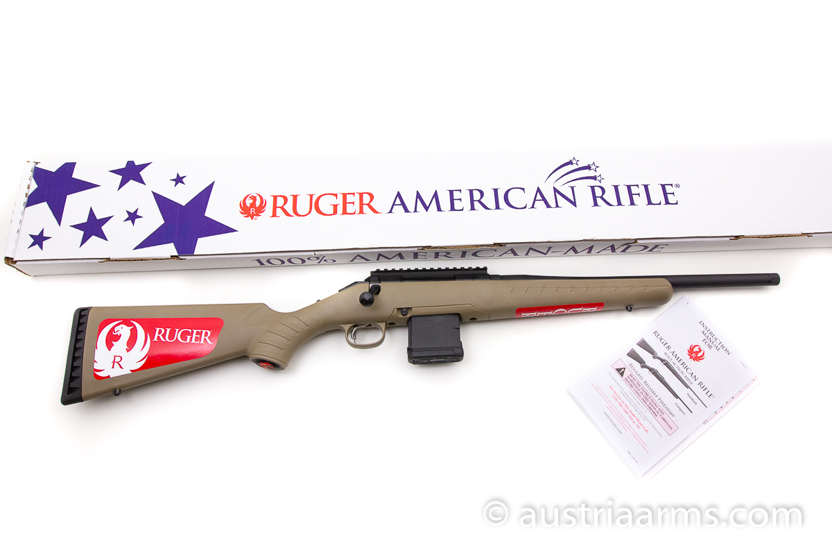 Ruger American Ranch Rifle , .223 Rem  - Image 6