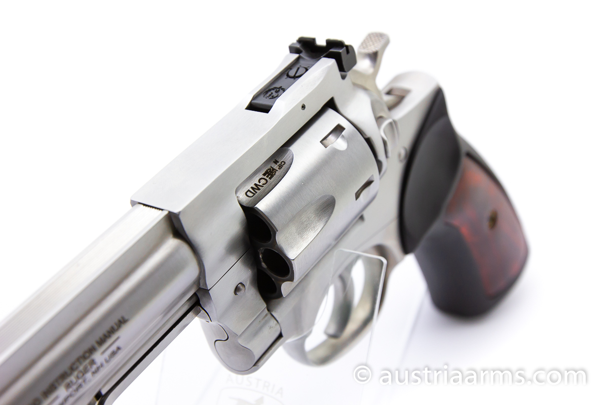 Ruger GP100 Stainless 7-Shooter, .357 Magnum - Image 6